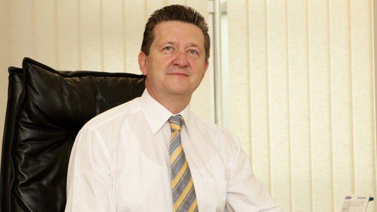 Nach 33 Jahren verabschiedet sich Brother-Geschäftsführer Lothar Harbich in den wohlverdienten Ruhestand.