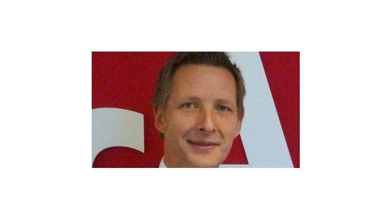 """Sascha Plathen, Manager Channel Sales Central Europe bei McAfee: """"Zur ext Generation Endpoint Sicherheit zählen auch Bankautomaten und immer mehr Geräte im Internet der Dinge."""""""