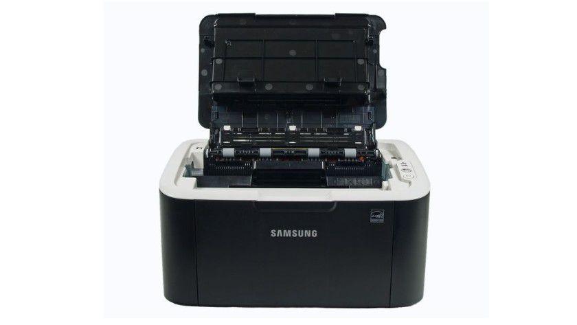 Vorsicht bei Kartuschen-Nachbauten für den Samsung-Drucker ML-1660, sie könnten Patente verletzen.
