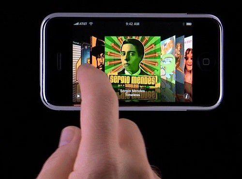 In Frankreich bald nicht mehr exklusiv bei Orange zu haben: Das Apple iPhone 3G.