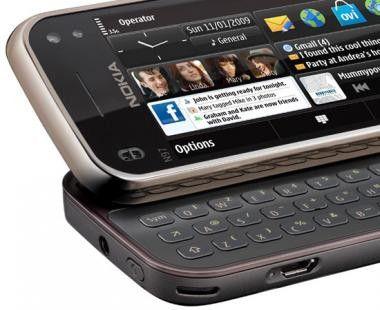 Nokia N97 Mini: Ab dieser Woche im Handel erhältlich.