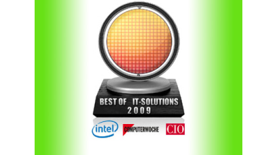 Best of IT-Solutions Award 2009: Gewinner in Sachen Green IT