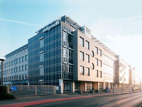 Die Unitymedia-Zentrale in Köln