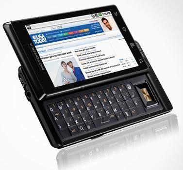 Motorola Milestone: 250.000 Geräte in der ersten Woche verkauft