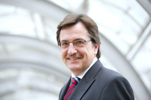 Waldemar Metz, Vorstand Ressort Prozesse und Applikationen in der Deutschsprachigen SAP-Anwendergruppe (DSAG) e.V.