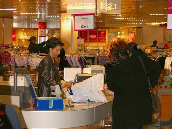 Viele Kassen sind heute via Internet an die Clearing-Stellen angebunden.