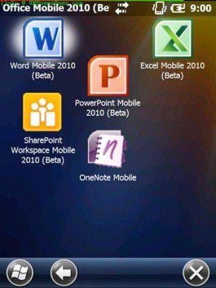 Office Mobile 2010: Neue Büro-Software für das Handy vorgestellt.