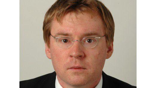 Michael Rödel, CIO von Bionorica