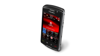 First Look Blackberry Storm 2: RIM verbessert sein Touchscreen-Handy - Foto: RIM
