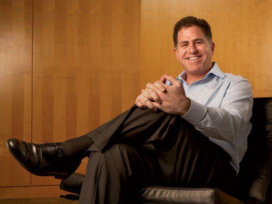 Michael Dell kauft sich jetzt mal eine Enterprise-Sparte zusammen.