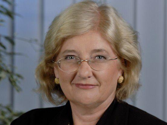 Jennifer Allerton, CIO der Fa. Hoffmann-La Roche AG