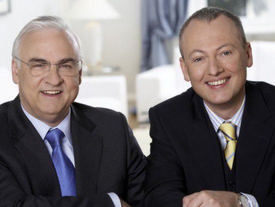 Hans Rainer Vogel und Daniel Detambel warnen vor Besserwisserei im Bewerbungsgespräch.
