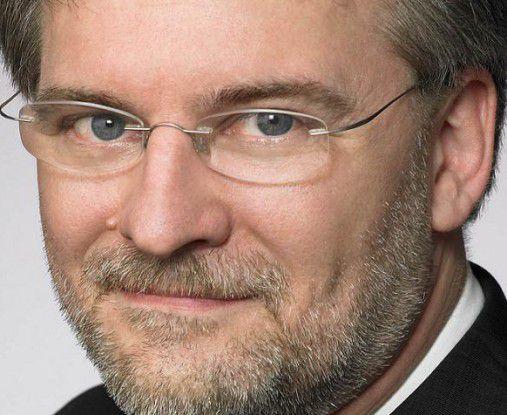 Jürgen Renfer hat als CIO eines Verbandes die Chance, auch mittel- und langfristig zu planen.