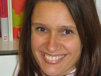 """""""Lampenfieber muss man nur richtig dosieren können"""", sagt die Münchner Trainerin Christa Beyrer."""