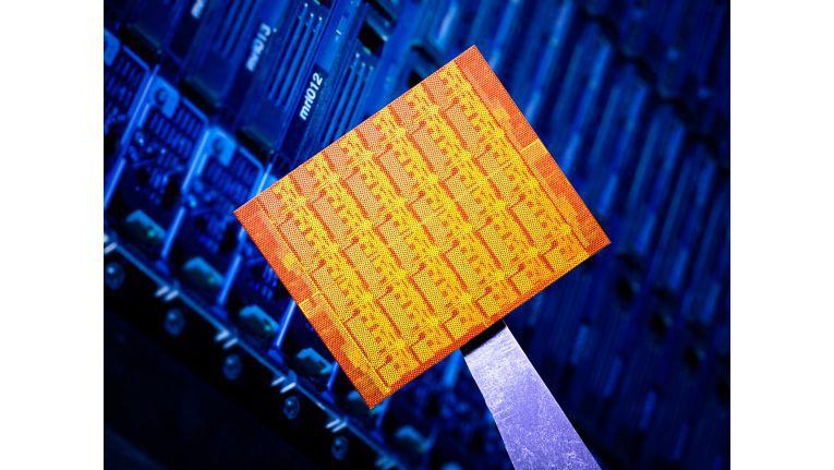 "Intels experimenteller ""Single-chip Cloud Computer"" mit 48 Kernen"