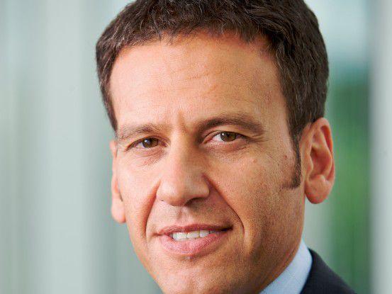 Wechselt Ende Februar an die SEN-Spitze: Telekom-COO Hamid Akhavan
