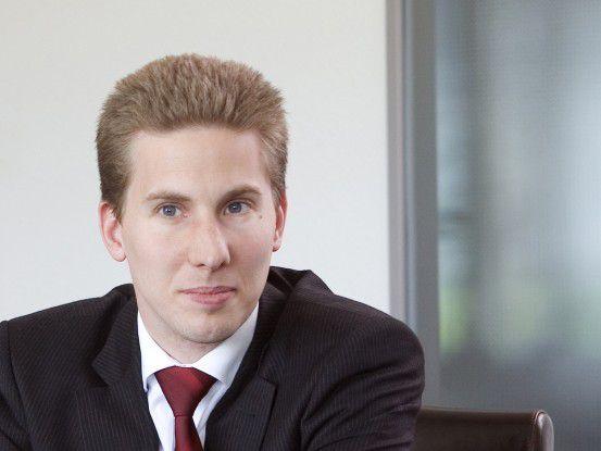Jens Trompeter ist Personalvorstand der itemis AG.