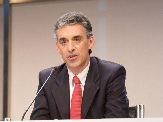 Postchef Frank Appel