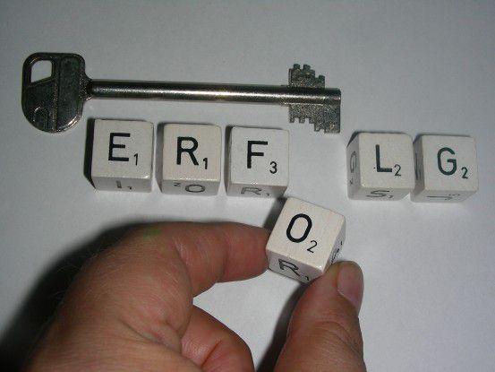 Aufräumen - Schlüssel zum Erfolg; Foto:Pixelio.de/S. Hofschlaeger