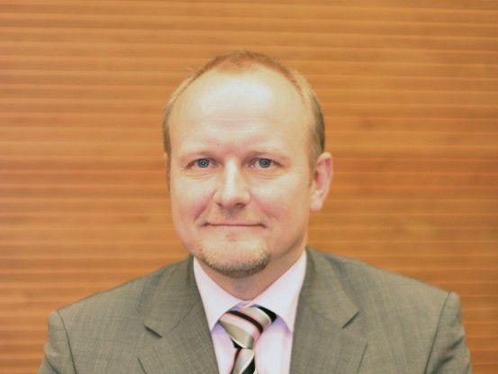 Klaus Strumberger, CIO, MLP