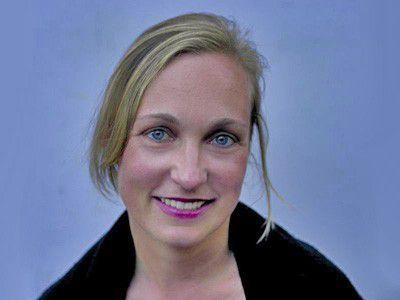 Kirsten Brühl arbeitet beim Zukunftsinstitut und beschäftigt sich unter anderem auch mit Prognosen zur Arbeitswelt von morgen.