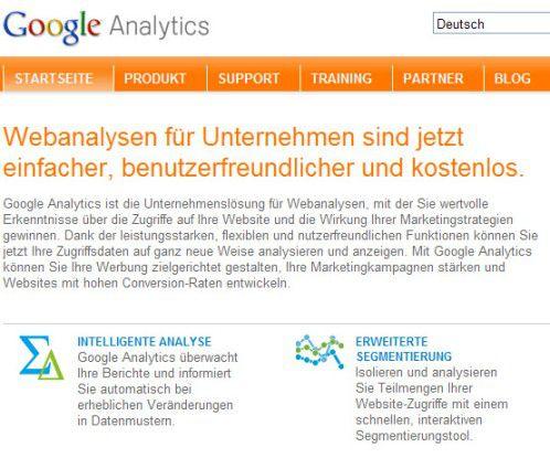 Viele Website-Betreiber benutzen Google Analytics - doch Datenschützer haben etwas dagegen.