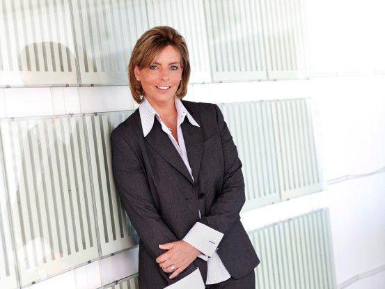 Angelika Gifford, Microsoft: 'Frauen sollten die Herausforderungen einfach annehmen.'