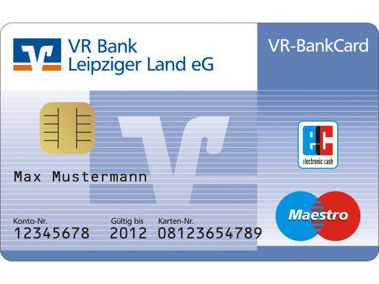 Die Chips der betroffenen EC-Karten brauchen für das Jahr 2010 neue Software.