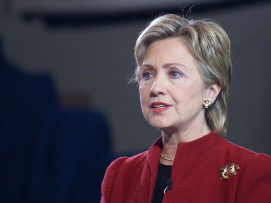 US-Außenministerin Hillary Clinton (Foto: Wikimedia Commons)