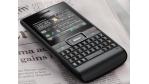 Windows-Smartphone: Sony Ericsson Aspen lockt mit Blackberry-Optik