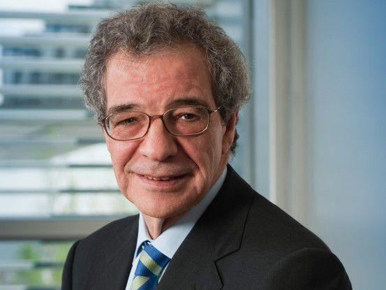 Telefónica-Chef César Alierta würde gern doppelt abkassieren - die Kunden zahlen schließlich schon für den Traffic.