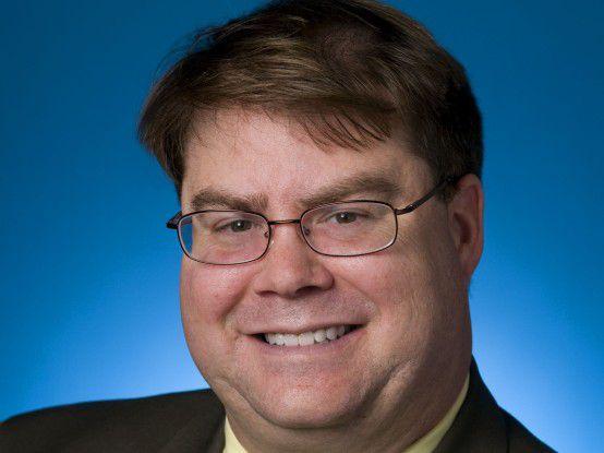 Richard Oyen, Sum Total: 'Die Mitarbeiter sind der größte Kostenfaktor im Unternehmen.'