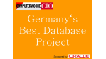 Bewerbungen bis 23. April: CIO und Computerwoche suchen Germany's Best Database Project