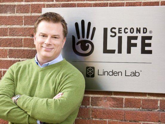 Mark Kingdon, CEO von Second-Life-Betreiber Linden Lab, erwartet den Durchbruch für das 3D-Internet bis 2020.