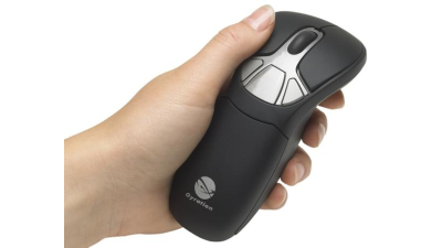 Test: Die Air Mouse lernt fliegen - Foto: Gyration