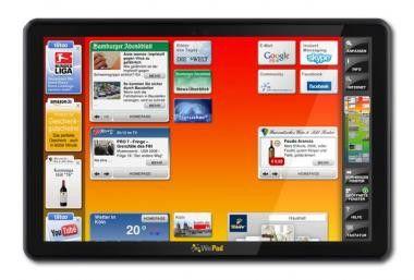 WePad: iPad-Konkurrent aus Deutschland