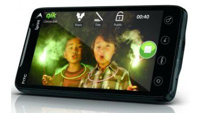 Monster-Hardware: HTC Supersonic als EVO 4G vorgestellt