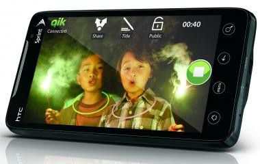 "Das HTC ""Supersonic"" alias ""EVO 4G"""