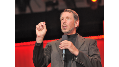 Mark Hurd: Hewlett-Packard klagt, Larry Ellison schießt scharf - Foto: Oracle