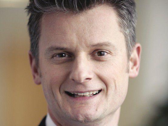 Microsoft-Deutschlandchef Ralph Haupter