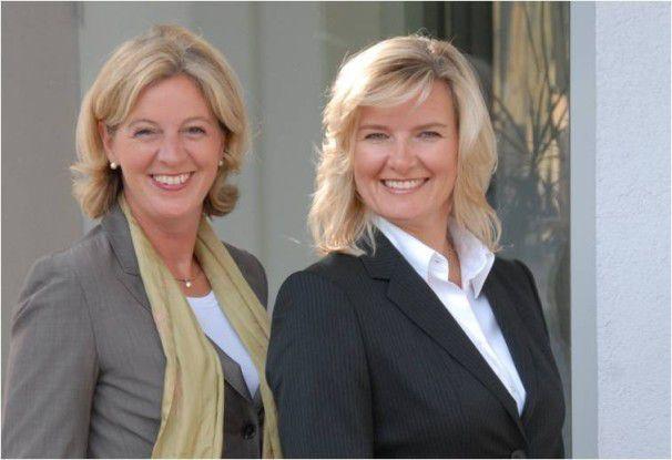 Christina Tabernig ( links) und Anke Quittschau haben einen Erfolgs-Check für Männer zusammengestellt.