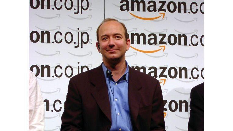 Amazon.com-Chef Jeff Bezos setzt weiter voll auf Expansion.