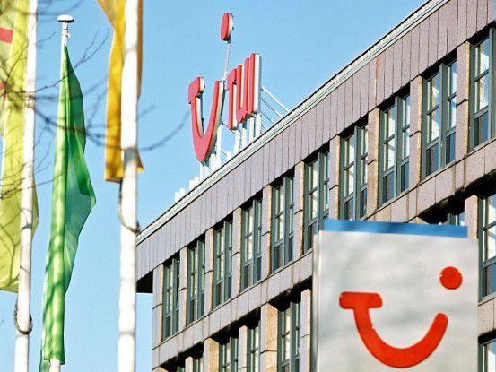 Deutsche TUI-Zentrale in Hannover