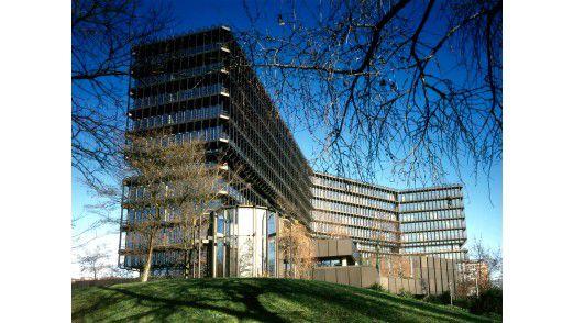 Isargebäude des Europäischen Patentamts (EPO) in München