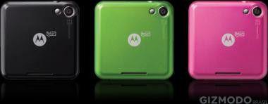 Quadrat-Handy zum Aufdrehen: Motorola Flipout