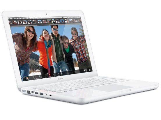 Das MacBook von Apple