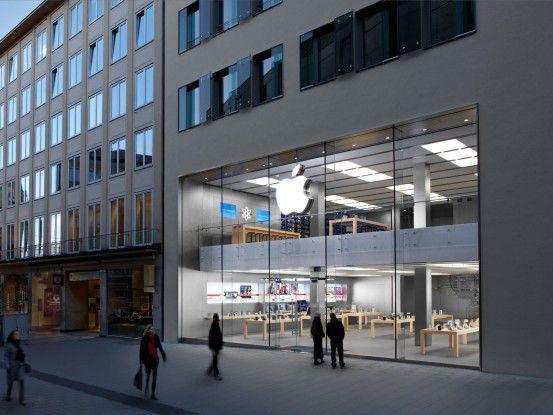 Apple Store München Rosenstraße: Hier gibt es bereits einen Betriebsrat.