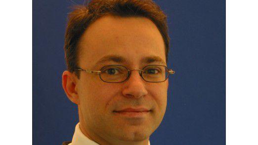 'Kunden erwarten, dass deutsche Entwickler vor Ort im Ausland im Projekt arbeiten.' Elmar Kaufmann, GFT