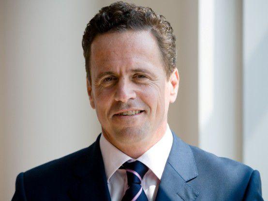 Soll es richten: Telekom-Manager Philipp Humm