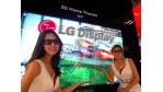 Display-Fachmesse: LG trumpft mit 84 Zoll großem 3D-Fernseher auf